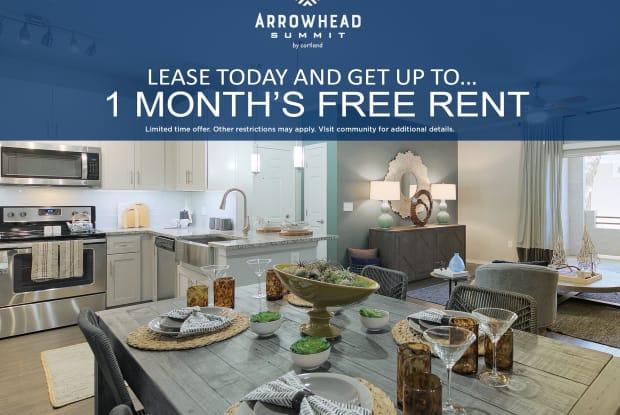 Cortland Arrowhead Summit - 18330 N 79th Ave, Glendale, AZ 85308