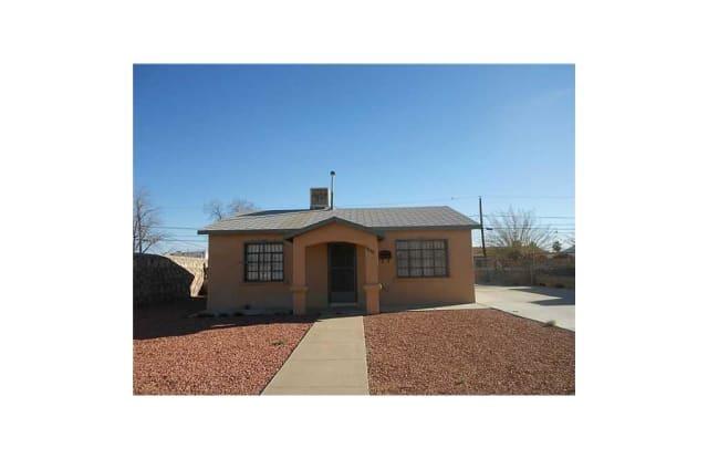 4604 SIERRA VISTA Drive - 4604 Sierra Vista Drive, El Paso, TX 79904