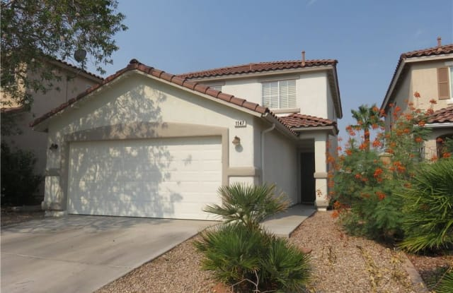1147 South CATHEDRAL RIDGE Street - 1147 Cathedral Ridge St, Henderson, NV 89052