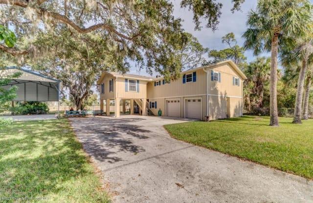 3589 Eagle Nest Drive - 3589 Eagle Nest Drive, Hernando Beach, FL 34607