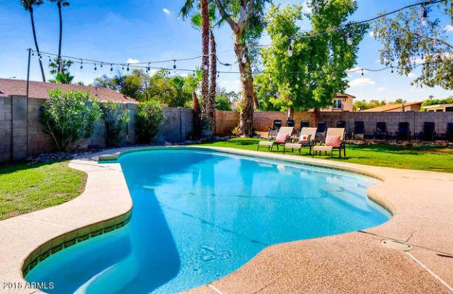 9265 E KALIL Drive - 9265 East Kalil Drive, Scottsdale, AZ 85260