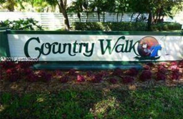 13790 SW 147th Cir Ln - 13790 Southwest 147th Circle Lane, Country Walk, FL 33186
