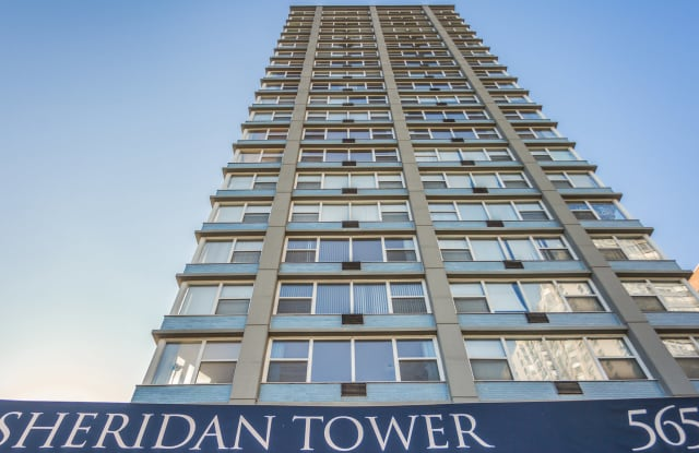 Sheridan Tower - 5650 N Sheridan Rd, Chicago, IL 60660