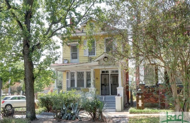 541 E HENRY Street - 541 East Henry Street, Savannah, GA 31401