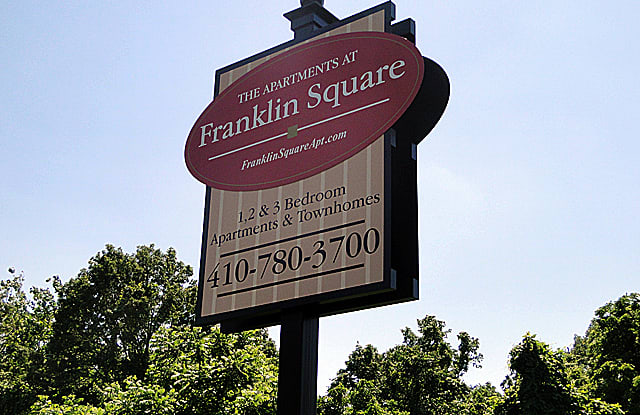 Franklin Square - 100 Lionhead Ct, Rosedale, MD 21237