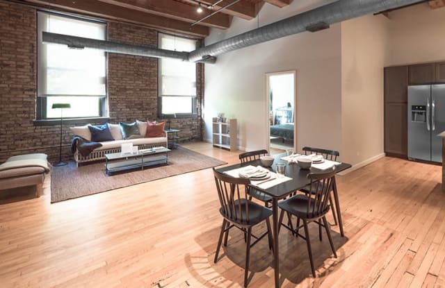 Green Street Lofts by Reside - 120 N Green St, Chicago, IL 60607