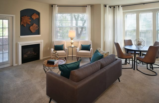 The Meadows At Meridian - 10215 Crescent Meadow Blvd, Parker, CO 80134