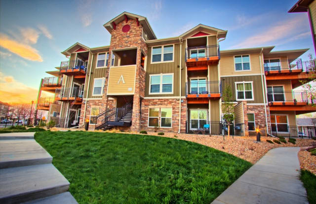 Ironhorse Apartments - 1600 Iron Horse Dr, Longmont, CO 80501