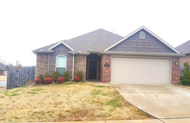 3031 N Downs AVE - 3031 North Downs Avenue, Fayetteville, AR 72704