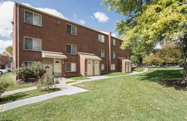 Pangea Oaks - 2908 Garrison Blvd, Baltimore, MD 21216