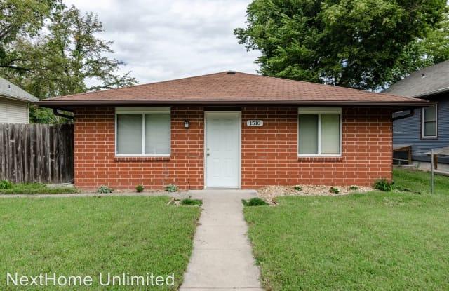 1510 Houston St. Unit A - 1510 Houston Street, Manhattan, KS 66502