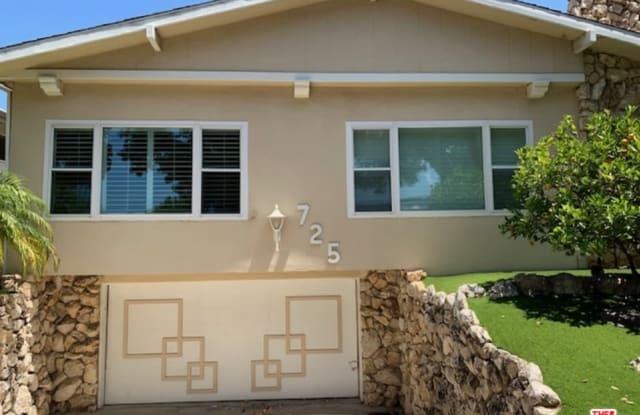 725 9TH ST - 725 9th Street, Santa Monica, CA 90402