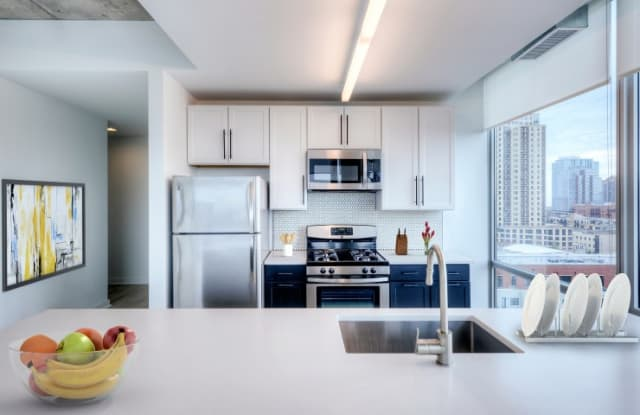1401 S State Apartments - 1401 S State St, Chicago, IL 60605