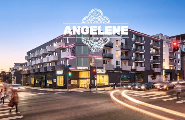 Angelene - 915 North La Brea Avenue, West Hollywood, CA 90038