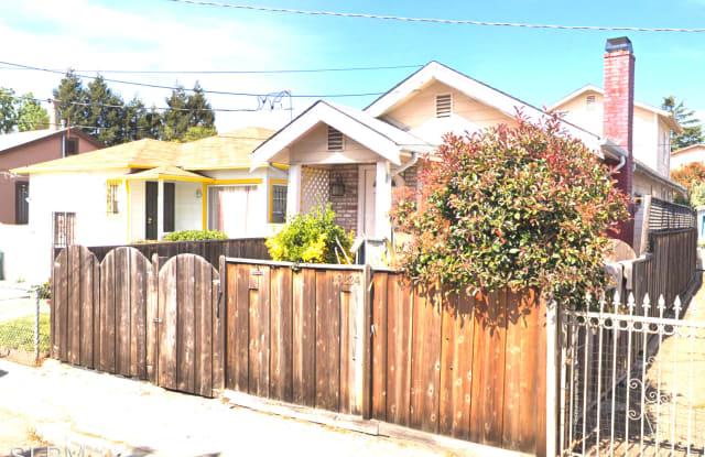 10824 Apricot St - 10824 Apricot Street, Oakland, CA 94603