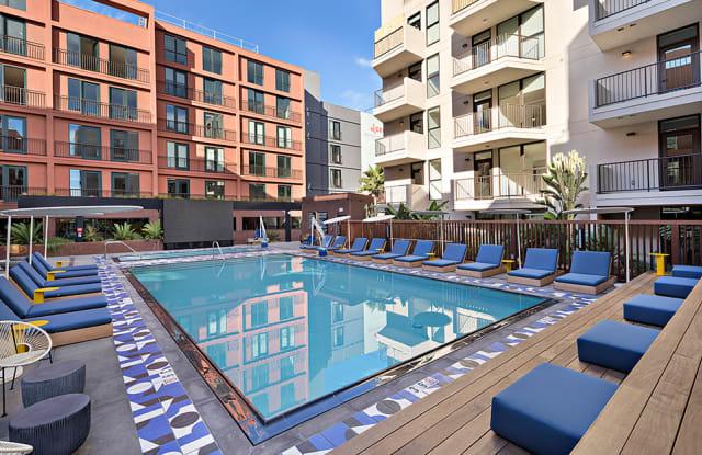 El Centro Apartments & Bungalows - 6200 W Hollywood Blvd, Los Angeles, CA 90028