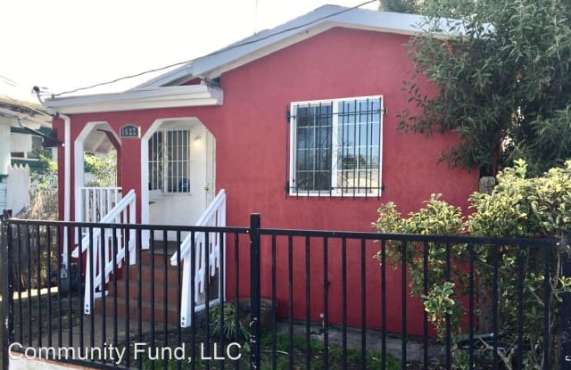 1622 Bissell Ave. - 1622 Bissell Avenue, Richmond, CA 94801