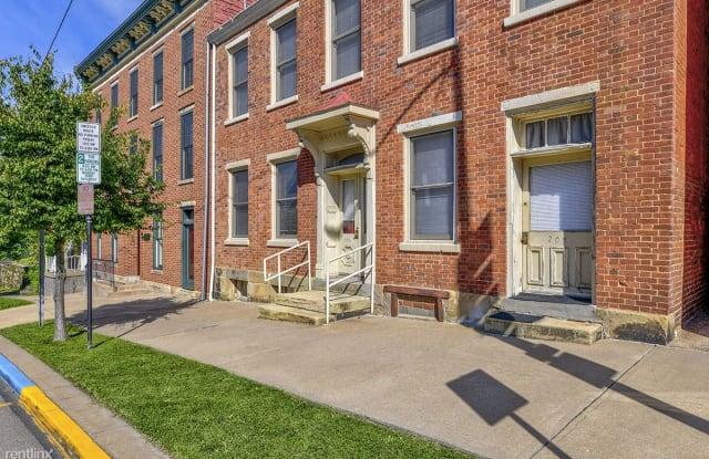 St. Clairsville Courtyard - 171 West Main Street, St. Clairsville, OH 43950