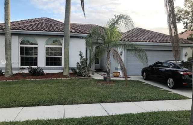18342 Northwest 11th Street - 18342 Northwest 11th Street, Pembroke Pines, FL 33029