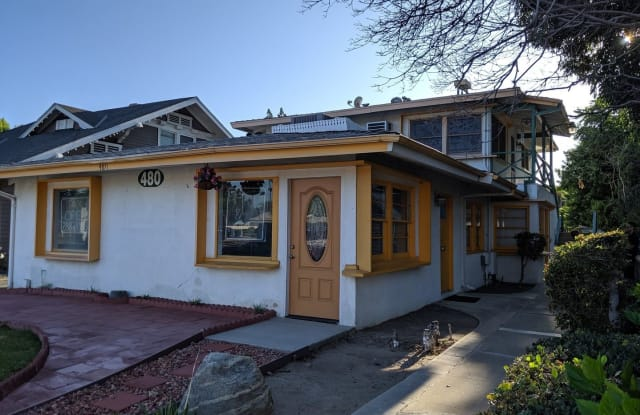 480 S. Glassel St. - 480 South Glassell Street, Orange, CA 92866