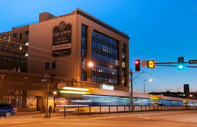 C&E Lofts and Flats - 2410 University Ave W, St. Paul, MN 55114