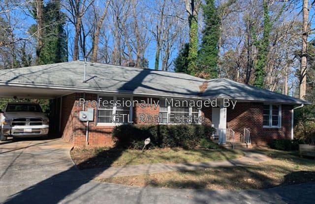 3210 N. Druid Hills Road - 3210 North Druid Hills Road, North Decatur, GA 30033