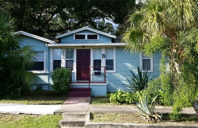 835 NEWTON AVENUE S - 835 Newton Avenue South, St. Petersburg, FL 33701