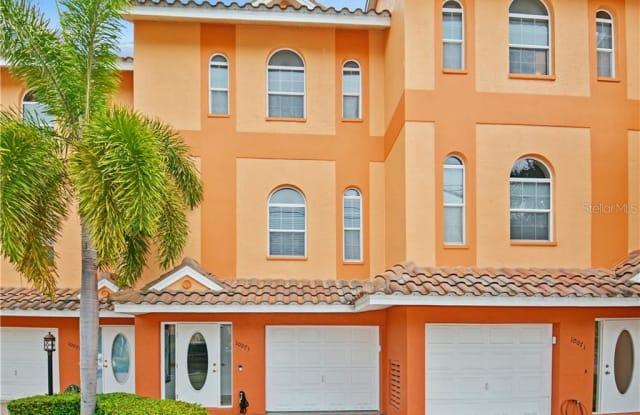 10073 GULF BOULEVARD - 10073 Gulf Boulevard, Treasure Island, FL 33706