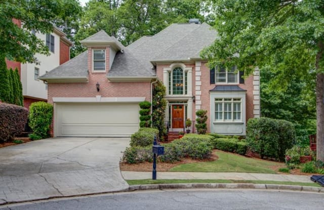 340 Nell Court - 340 Nell Ct, Sandy Springs, GA 30342