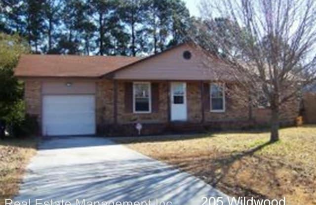 205 Wildwood Rd - 205 Wildwood Road, Havelock, NC 28532