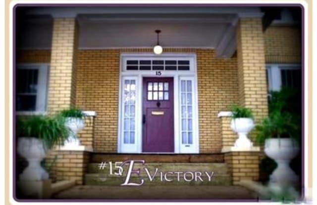 15 E. VICTORY DR. #2 - 15 E Victory Dr, Savannah, GA 31405