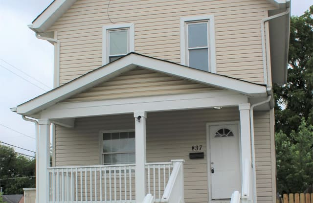 837 Carpenter St. - 837 Carpenter Street, Columbus, OH 43206