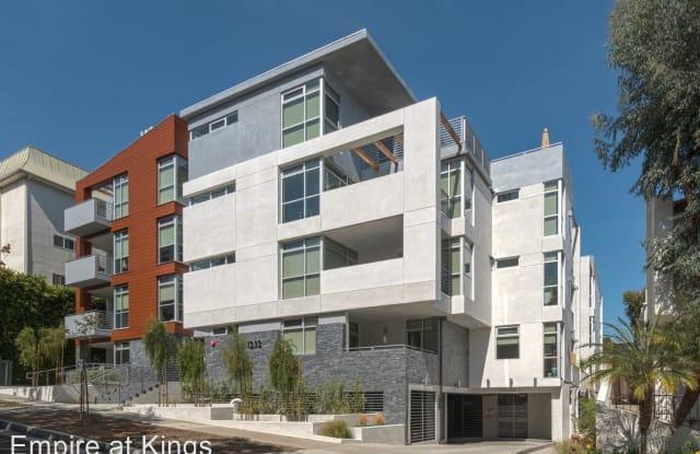 Empire at Kings - 1232 North Kings Road, West Hollywood, CA 90069