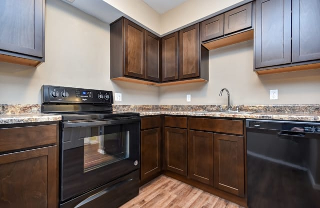 Silver Springs Apartments - 1306 North Frisco Avenue, Springfield, MO 65802