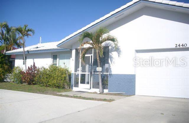 2440 W MARION AVENUE - 2440 West Marion Avenue, Punta Gorda, FL 33950