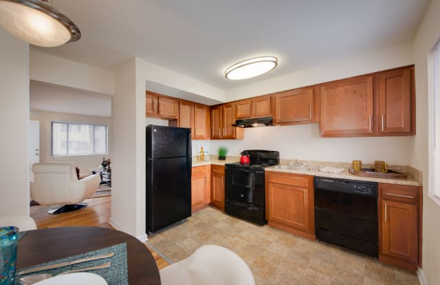 The Residences at Silver Hill - 3501 Terrace Dr, Silver Hill, MD 20746