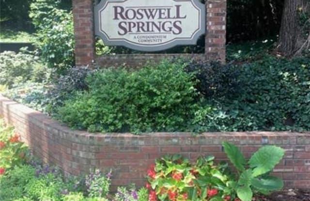 504 Warm Springs Circle - 504 Warm Springs Circle, Roswell, GA 30075