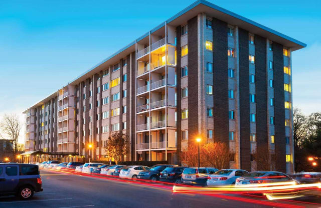 Congressional Towers - 261 Congressional Ln, Rockville, MD 20852