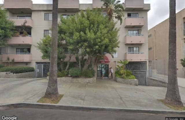 Poinsettia Place - 1640 North Poinsettia Place, Los Angeles, CA 90046