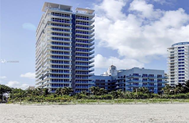 3737 Collins Ave - 3737 Collins Avenue, Miami Beach, FL 33140
