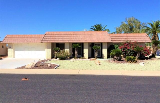 10702 W HIBISCUS Drive - 10702 West Hibiscus Drive, Sun City, AZ 85373