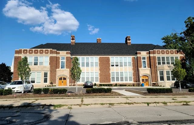 Schoolhouse Lofts of Plymouth - 550 North Holbrook Street, Plymouth, MI 48170