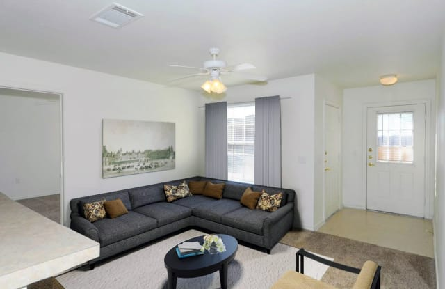 Cathy's Pointe Apartments - 2701 N Grand St, Amarillo, TX 79107