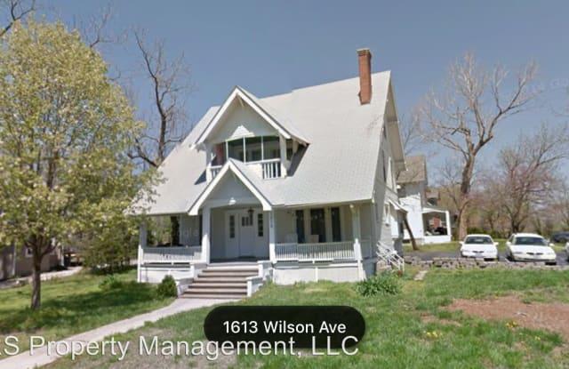 1613 Wilson Ave. - 1613 Wilson - 1613 Wilson Avenue, Columbia, MO 65201