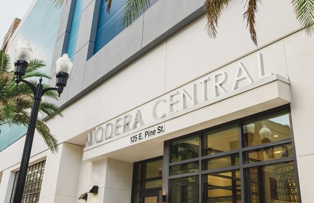 Modera Central - 125 E. Pine Street, Orlando, FL 32801
