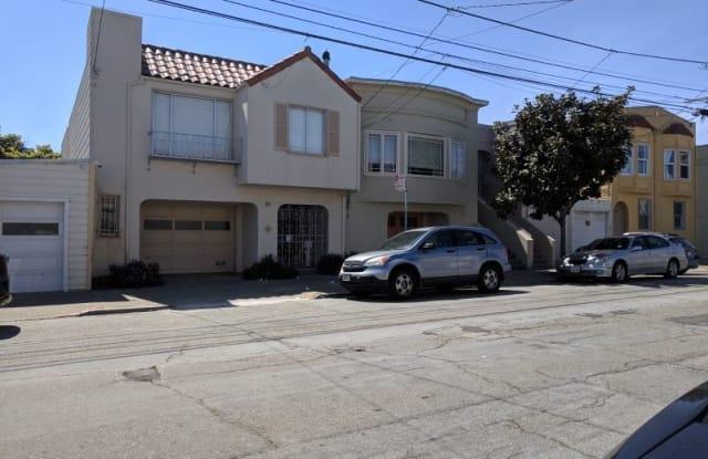 268 Somerset St - 268 Somerset Street, San Francisco, CA 94134