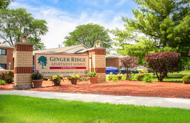 Ginger Ridge Apartments - 1954 Memorial Dr, Calumet City, IL 60409