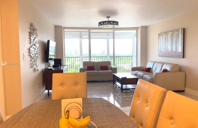 3701 N Country Club Dr - 3701 North Country Club Drive, Aventura, FL 33180