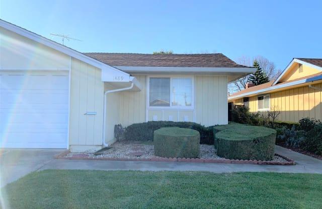 1489 Pompey Dr. - 1489 Pompey Drive, San Jose, CA 95128