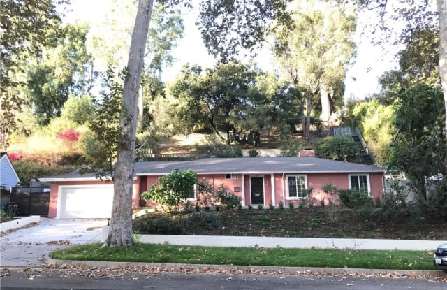 665 Old Mill Road - 665 Old Mill Road, Pasadena, CA 91106